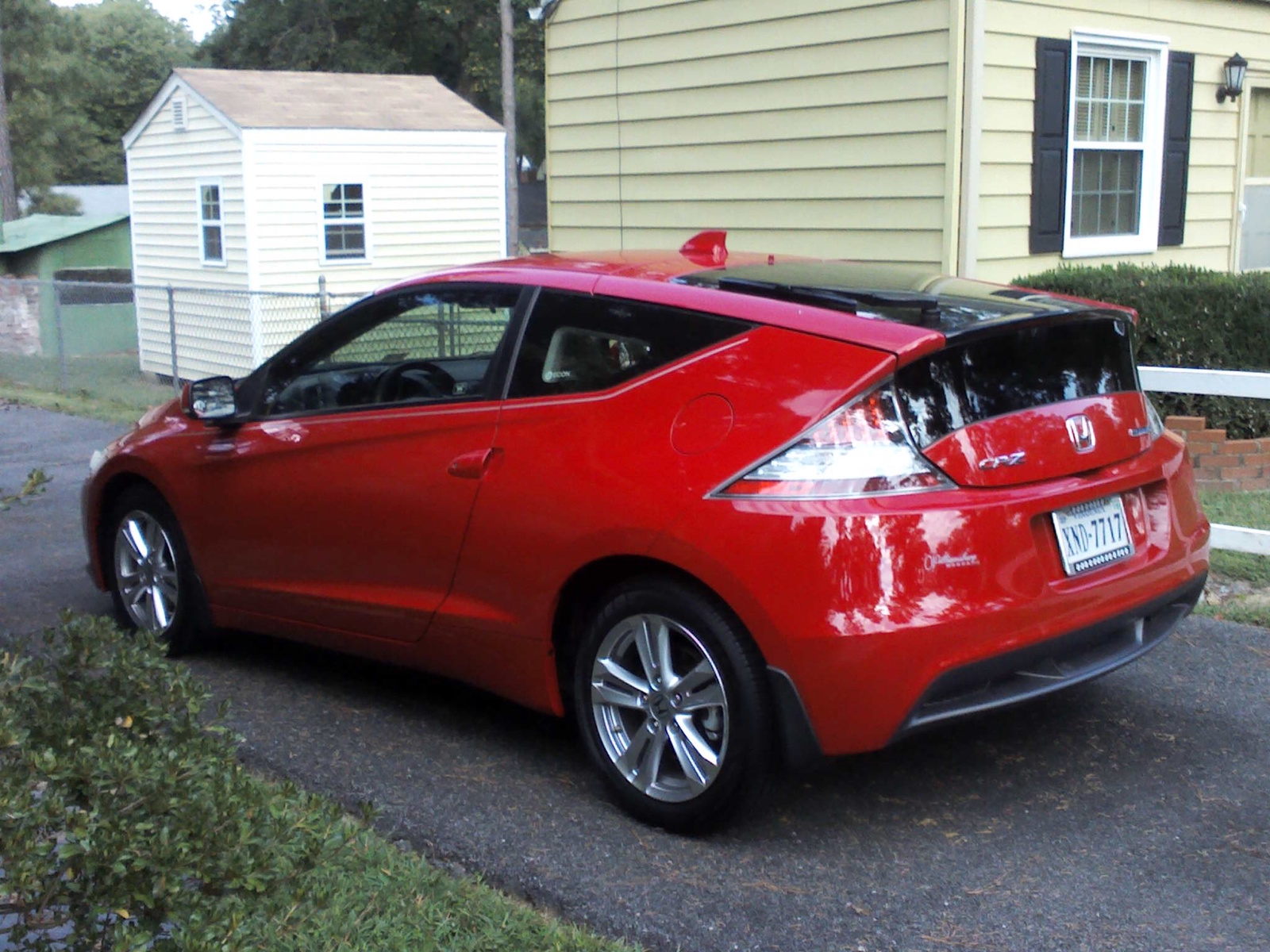 Honda Cr Z Questions How Long Is The Life Of 2013 Honda Crz
