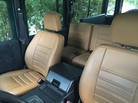 Picture of 1989 Land Rover Defender, interior