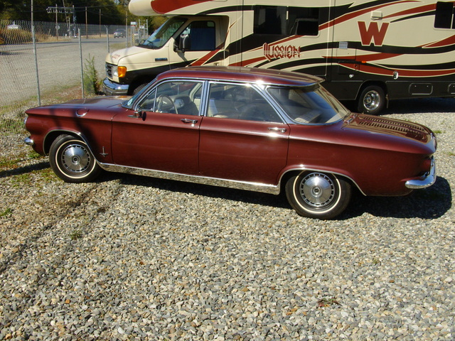 Picture of 1964 Chevrolet Corvair, exterior, gallery_worthy