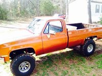 1982 Chevrolet C/K 20, Lookin good, exterior