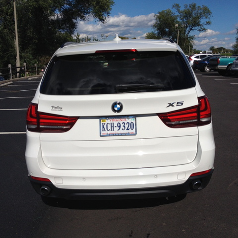 Picture of 2014 BMW X5 xDrive35i AWD, exterior, gallery_worthy