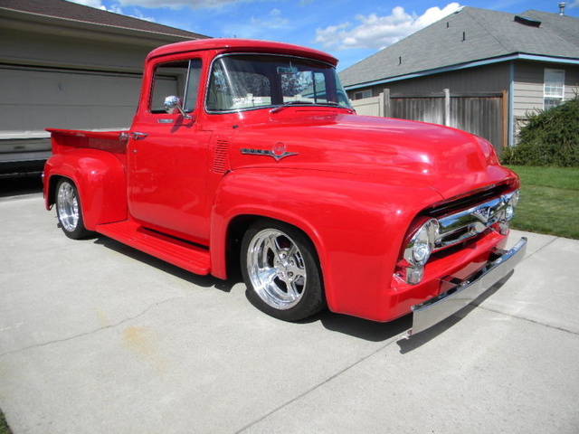 Picture of 1956 Ford F-100