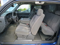 Picture of 2004 Chevrolet Silverado 2500 4 Dr LS 4WD Extended Cab SB, interior