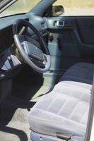 Picture of 1994 Plymouth Acclaim 4 Dr STD Sedan, interior