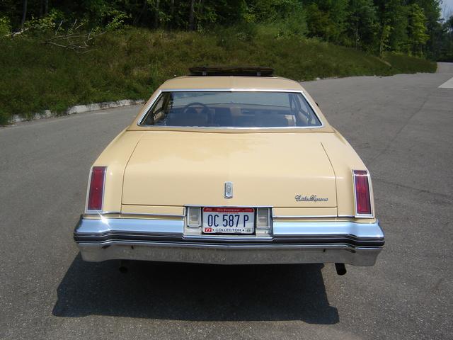 Picture of 1977 Oldsmobile Cutlass Supreme