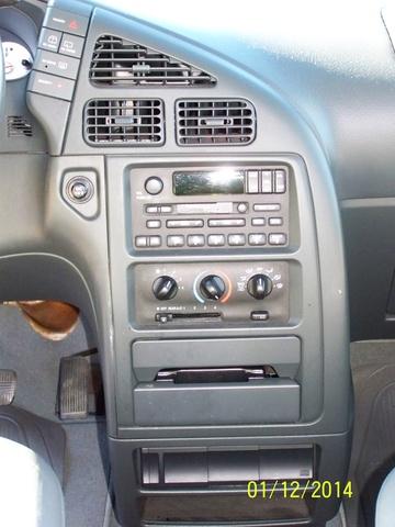 Mercury Villager Dr Sport Passenger Van Pic X on 2002 Mercury Cougar Sport Interior
