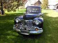 1948 Lincoln Continental Picture Gallery
