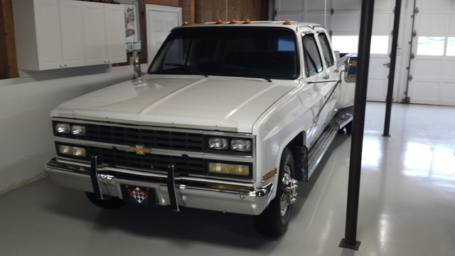 Picture of 1990 Chevrolet C/K 3500 Ext. Cab 2WD