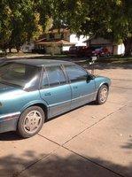 Picture of 1994 Saturn S-Series 4 Dr SL2 Sedan, exterior