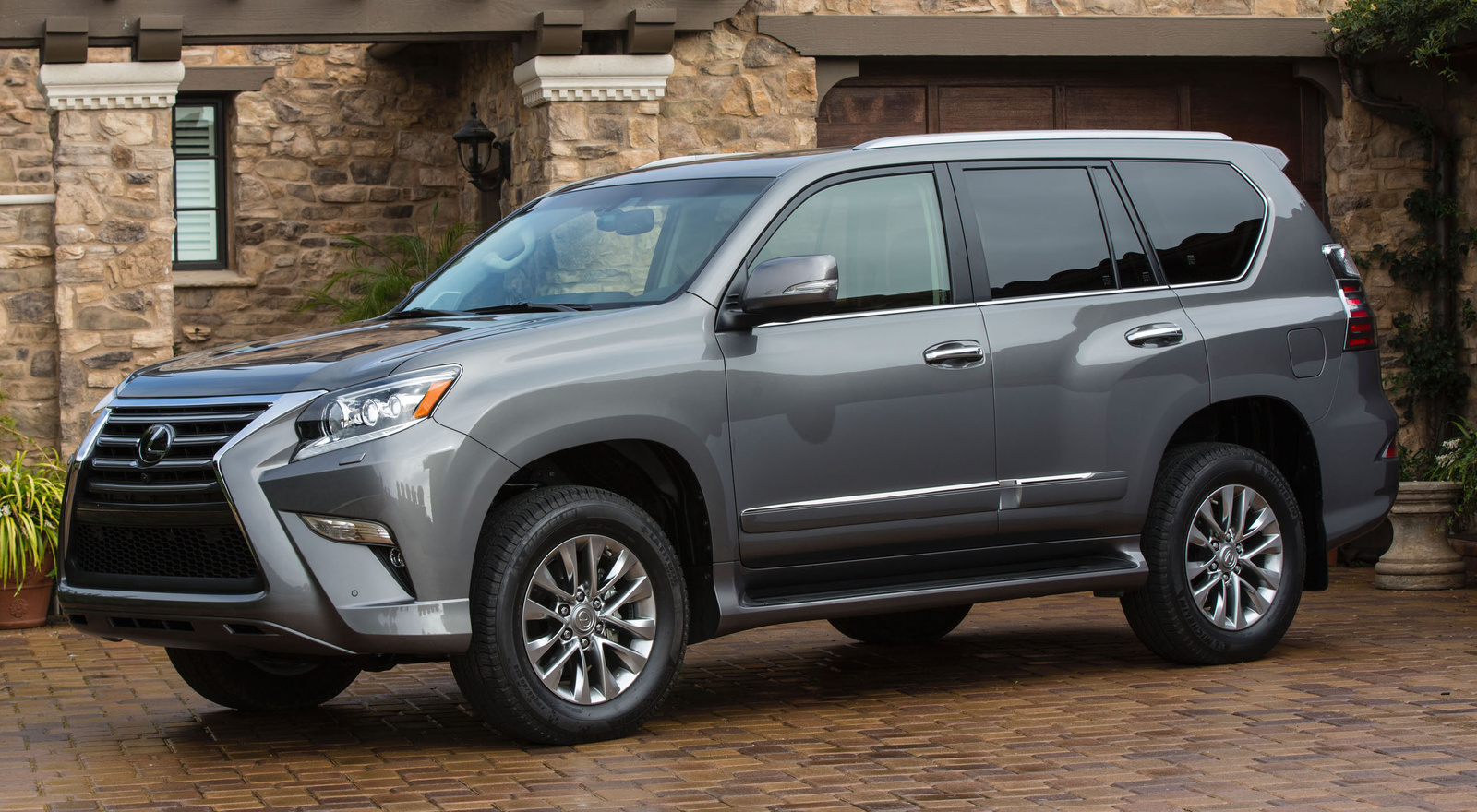 Lexus gx ratings