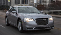 2016 Chrysler 300, Front-quarter view., exterior, manufacturer