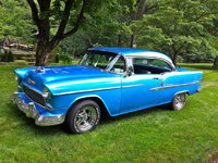 Picture of 1955 Chevrolet Bel Air Convertible, exterior