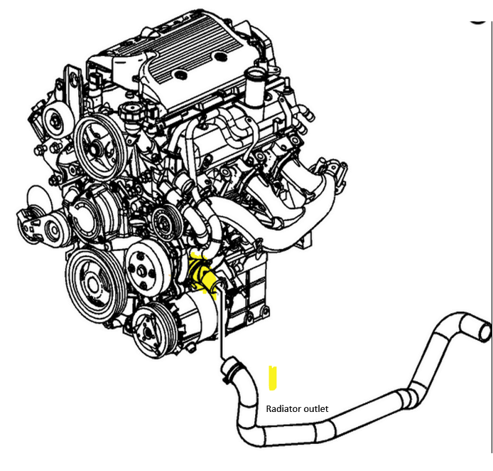 2008 Impala Engine Diagram