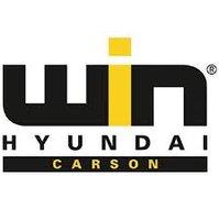WIN Hyundai Carson logo