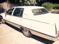 Picture of 1992 Cadillac Brougham Base Sedan, exterior