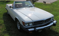 1981 Mercedes-Benz 380-Class Overview