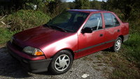 Picture of 1994 Suzuki Swift 4 Dr GA Sedan, exterior, gallery_worthy