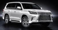 2016 Lexus LX 570 Picture Gallery