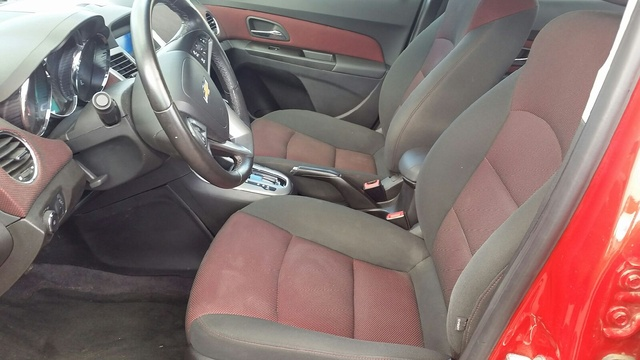 Picture Of 2012 Chevrolet Cruze 2LT Sedan FWD, Interior, Gallery_worthy
