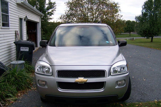 Picture of 2008 Chevrolet Uplander LT Ext, exterior