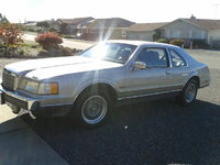 Picture of 1989 Lincoln Mark VII LSC, exterior