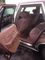 Picture of 1989 Mercury Grand Marquis LS, interior