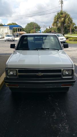 Picture of 1992 Chevrolet S-10 2-Door Regular Cab