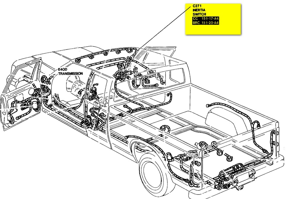 Ford F 150 Questions In Order For The Truck To Start Again Do You Gm Tbi Iac Wiring Diagram Have Reset It First Or Will Itself
