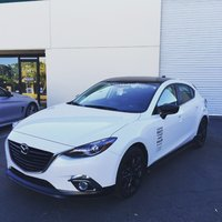 Picture of 2014 Mazda MAZDA3 s Grand Touring Hatchback, exterior, gallery_worthy
