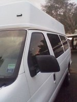Picture of 1997 Ford E-350 XL Club Wagon Passenger Van Extended, exterior