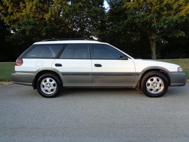 1997 Subaru Legacy Pictures Cargurus