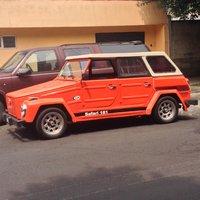1978 Volkswagen Thing Overview