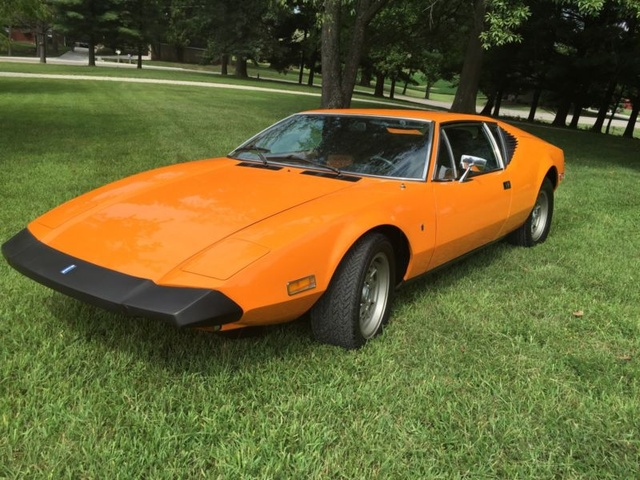 Picture of 1974 De Tomaso Pantera