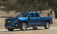 2016 Chevrolet Silverado 1500, Front-quarter view. Copyright General Motors., exterior, manufacturer