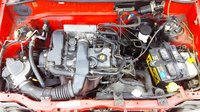 Picture of 1992 Ford Festiva GL, engine, gallery_worthy