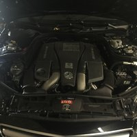 Picture of 2014 Mercedes-Benz E-Class E 63 AMG S-Model, engine
