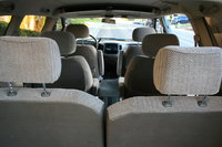 Picture of 1995 Toyota Previa 3 Dr LE Supercharged Passenger Van, interior
