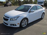 Picture of 2012 Chevrolet Cruze LT Fleet Sedan FWD, exterior, gallery_worthy