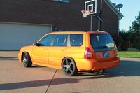 Picture of 2005 Subaru Forester XT, exterior, gallery_worthy