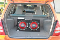 Picture of 2005 Subaru Forester XT, interior