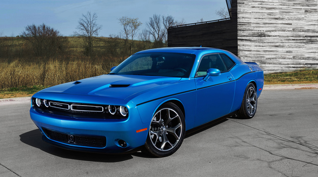 2016 dodge challenger overview cargurus. Black Bedroom Furniture Sets. Home Design Ideas