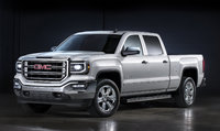 2016 GMC Sierra 1500, Front-quarter view. Copyright General Motors., exterior, manufacturer, gallery_worthy