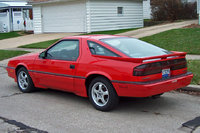 1987 Dodge Daytona Overview