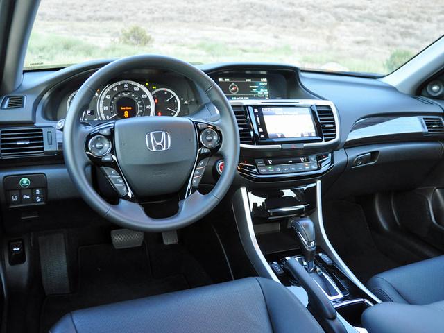 2016 Honda Accord Test Drive Review Cargurus