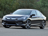 2016 Honda Accord V6 Touring, 2016 Honda Accord Touring Sedan, exterior, gallery_worthy