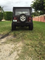 Picture of 1988 Jeep Wrangler Sport 4WD, exterior