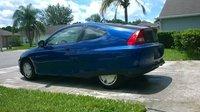 2001 Honda Insight Overview