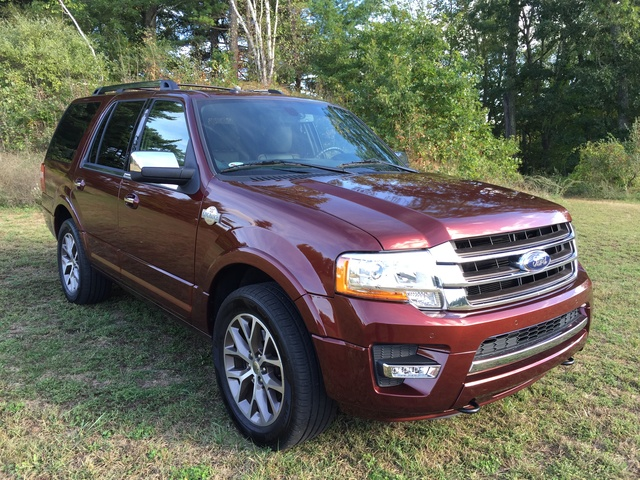 Ford Expedition Test Drive Review