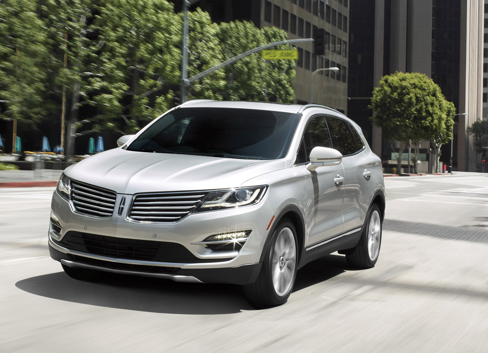 Lincoln Mkc For Sale >> 2016 Lincoln Mkc Overview Cargurus