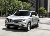 2016 Lincoln MKC, Front-quarter view., exterior, manufacturer, gallery_worthy